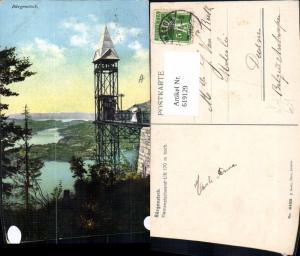 619129,Bürgenstock Hammetschwand-Lift Fürigen Stansstad pub E. Goetz 4425