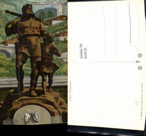 619135,Altdorf Telldenkmal Statue Tell