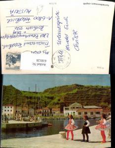 618128,Susak Tracht Volkstypen Croatia