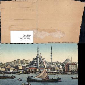 618380,Mini Ak Istanbul Constantinople Mosquee Yeni-Djami Turkey