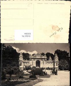 618384,Foto Ak Istanbul Dolma Bagce Saray kapisi Turkey