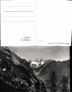 619357,Mund Naters Gredetschtal u. Nesthorn