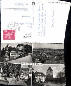 619426,Mehrbild Ak Kaiserstuhl Aargau