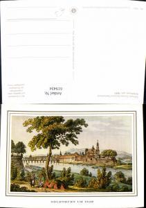 619434,Künstler Ak Solothurn um 1840
