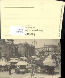 619448,Repro Basel Marktplatz Markt
