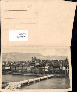 619568,Geneve Genf Vue generale