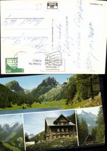 619611,Mehrbild Ak Rüte Berggasthaus Sämtisersee Plattenbödeli Appenzell Innerrhoden