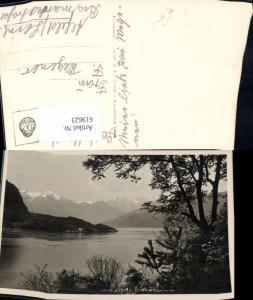619623,Foto Ak Lago di Como Tremezzina Italy