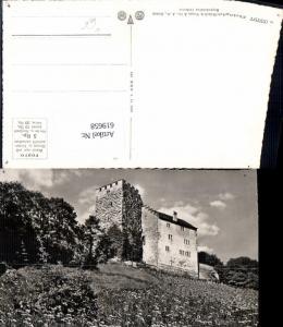 619658,Foto Ak Schloss Habsburg Gemeinde Habsburg Aargau
