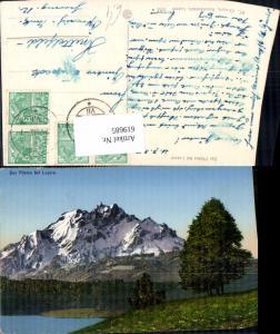 619685,Der Pilatus b. Luzern Baum