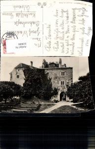 619690,Foto Ak Gemeinde Habsburg Schloss Habsburg