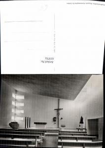 619701,Foto Ak St Gallen Kantonsspital Katholische Kapelle Innenansicht