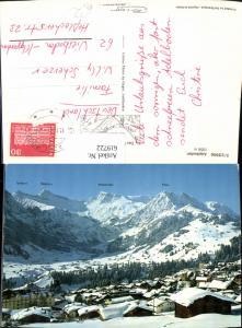 619722,Adelboden Winteransicht