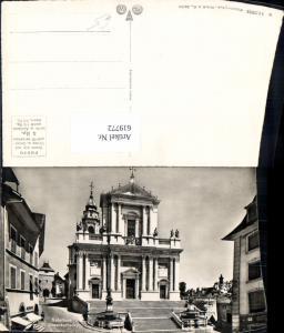 619772,Foto Ak Solothurn St Ursenkathedrale Kathedrale
