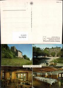 619773,Mehrbild Ak Gemeinde Habsburg Schloss Habsburg b. Brugg