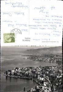 619791,Montreux Clarens Vevey Ansicht