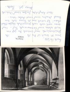 619859,Foto Ak St Gallen Kreuzgang d. Katharinenkirche Kirche