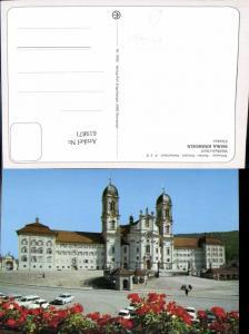 619871,Maria Einsiedeln Kloster VW Käfer