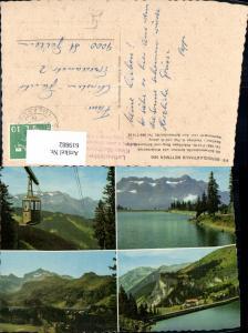 619882,Ob Schwanden Berggasthaus Mettmen Seilbahn Gondel