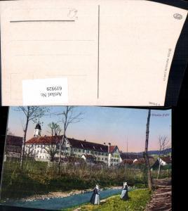 619929,Kloster Fahr Nonnen Unterengstringen