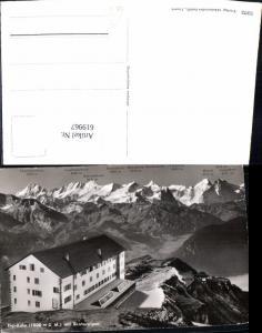 619967,Rigi-Kulm m. Berneralpen Arth