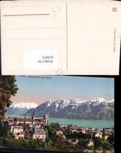 619972,Lausanne et les Alpes