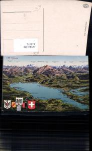 619976,Bodensee Gesamtansicht Arbon Schweiz Deutschland Österreich Wappen
