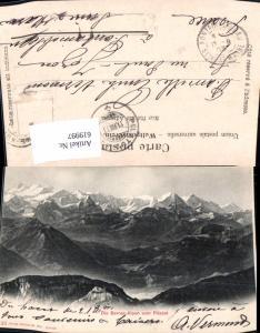 619997,Die Berner Alpen v. Pilatus Alpnach
