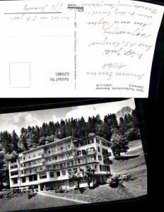 620485,Foto Ak Braunwald Hotel Niederschlacht