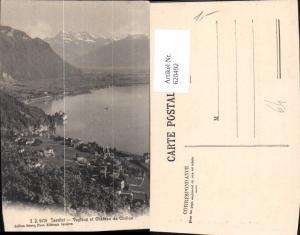 620492,Territet Veytaux et Chateau de Chillon
