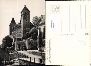 620509,Foto Ak Rapperswil Schloss Rapperswil-Jona