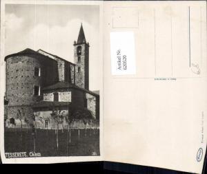 620520,Foto Ak Tesserete Chiesa Kirche