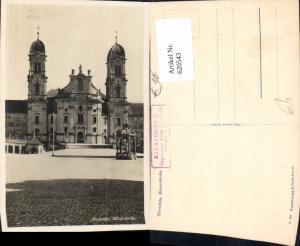 620543,Einsiedeln Klosterkirche
