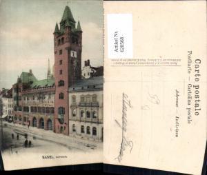 620568,Basel Rathaus