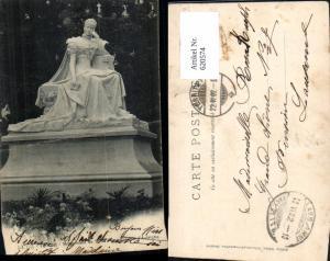 620574,Territet Montreux Monument de S. M. Imperatrice d Autriche Sissi Kaiserin Elisabeth