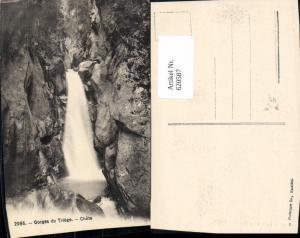 620587,Salvan Gorges du Triege Chute Wasserfall