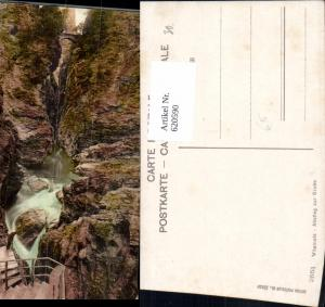 620590,Viamala Abstieg zur Grotte b. Thusis