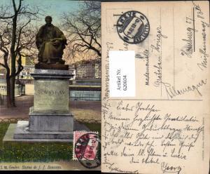 620604,Geneve Genf Statue de J. J. Rousseau