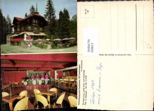 620613,Mehrbild Ak Zweisimmen Simmental Hotel Restaurant Forellensee