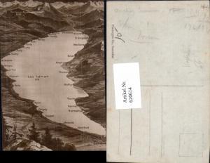 620614,Vogelschau Geneve Genf Genfersee Lac Leman