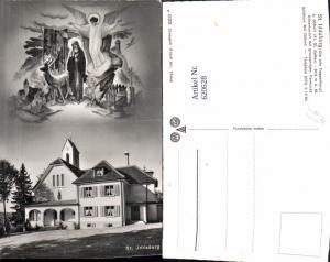 620628,Fotomontage Kirchberg St Iddaburg Gnadenbild