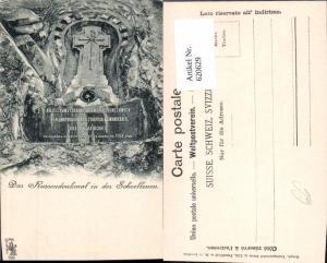620629,Russendenkmal Schöllenen Andermatt