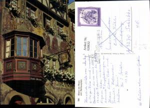 620632,Stein a. Rhein a. Rathausplatz Erker