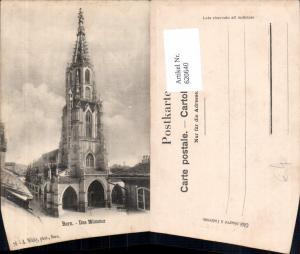 620640,Bern Das Münster