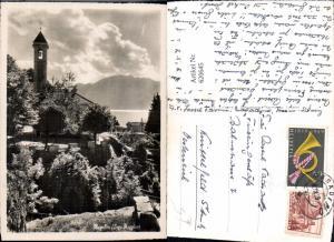620645,Foto Ak Magadino Gambarogno Lago Maggiore