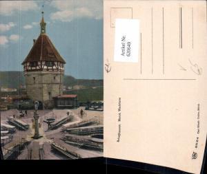 620649,Schaffhausen Munot Wachtturm pub Carl Künzli Tobler 6524