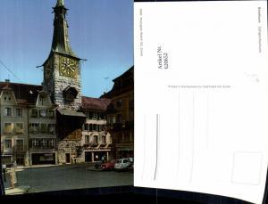 620652,Solothurn Zeitglockenturm