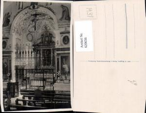 620656,Foto Ak Seelisberg Inneres d. Gnadenkapelle