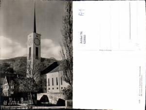 620660,Foto Ak Kirche in Buchs Kirche