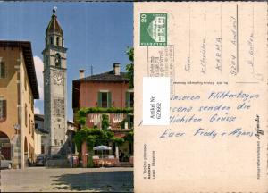620662,Ascona Il Ticino pittoresco Lago Maggiore